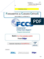 Fccs-draeger Madrid España