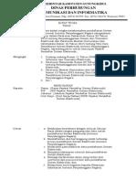 Format Surat Tugas Permohonan