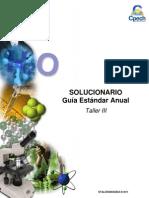 2014 Solucionario Clase 17 Taller III