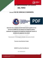 Sarmiento Francisco Desarrollo Sist ema Informacion Gestion Rrhh Transporte Publico Algoritmo Greddy