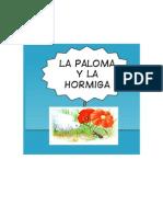 La Paloma y La Hormiga