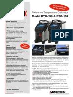 Horno para calibracion SS-RTC-156_157