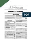 Boletin Normas Legales 03-10-2015 - TodoDocumentos.info