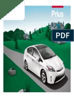 Prius 2015 Brochure