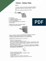 Exame Clinico - Dados Vitais
