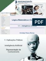 Lógica Unidade 2 - Inteligência Artificial