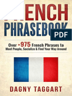 French Phrasebook - Over 975 French Phrases
