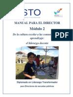 Modulo 2 Director- Chi