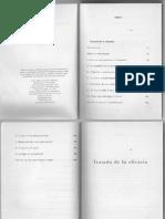 Tratado de La Eficacia - Francois Jullien