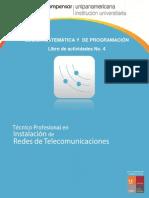 AA4 - Lógica Matemática y de Programación