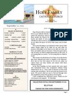 church bulletin for 9-27-2015  1