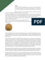 El Cambio Del Escudo Al Peso Chile No