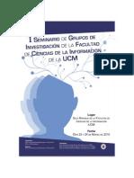 Seminario Grupos Investigacion Ucm