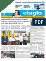 Edición Impresa El Siglo 03102015