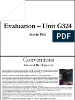 Evaluation Media Pells