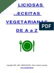 ( Culinaria) - Deliciosas Receitas Vegetarianas de a a Z