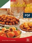 ( Culinaria) - Nestle - Salgadinhos