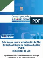 5_Presentacion 2_Metodologia Actualizacion PGIRS e Identificación de Problemas