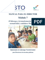 M+¦dulo 7 Director Chi 1