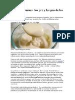 Bacterias Buenas-Pre y Pro de Los Bioticos. 07.11.10
