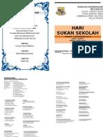 Buku Program Sukan 2014