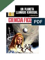 LCDE092 - A. Thorkent - Un Planeta Llamado Khrisdal