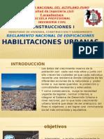Habilitaciones Urbanas-2015 Trabajo
