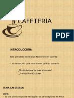 Cafeteria Diapositivas