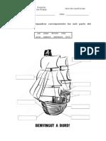 Parts Del Vaixell Pirata