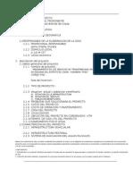 Datos de Estudios Del Lugar Del Proyecto
