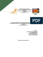 CRITERIOS CONCEPTUALES Y METODOLÓGICOS DE LOS PROYECTOS SOCIOINTEGRADORES DE LOS PROGRAMAS NACIONALES DE FORMACIÓN EN EL IUTAG