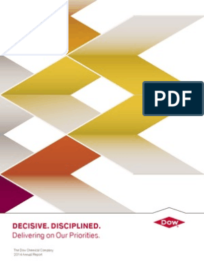 2014-Dow-Annual-Report-with-10K pdf   Dow Chemical Company