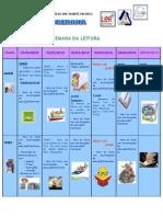 Programa Da Semana Da Leitura MS e HSA