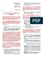 Persons and Family Relations - 27-34 Reviewer