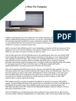 A San Diego Garage Door Fix Company