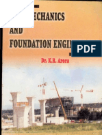 Soil Mechanics & Foundation Engineering by K R Arora_6th Edition