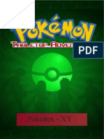 Pokedex XY