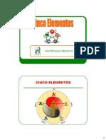 Teoria de 5 Elementos