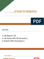 1-Lab 01-Intro to Robotics