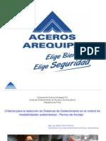 3) Criterios Seleccion Sistemas Sostenimiento Bahe y Splitbolt (1) (Martin Flores - Aceros Arequipa)