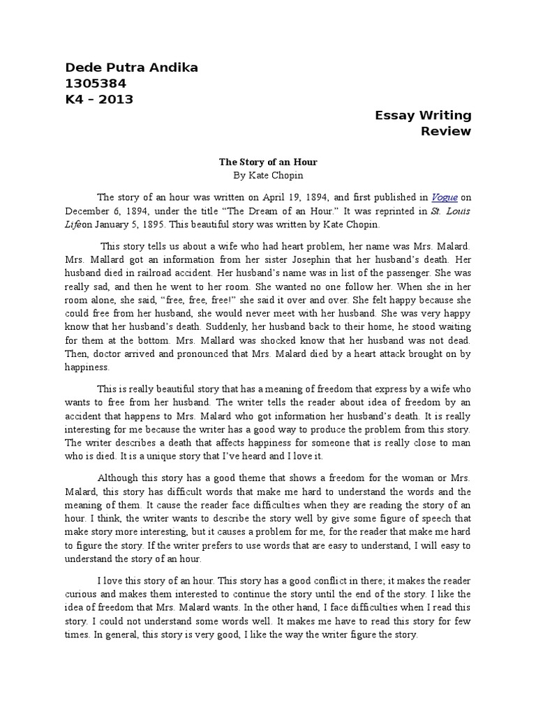 Philanthropy essays