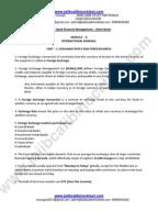 Forex exam iibf