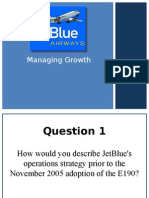 Docslide.us Jet Blue Airways Managing Growth Case Solution