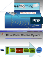 Beamforming Basics in SONAR.ppt