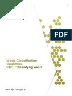 Classify Waste