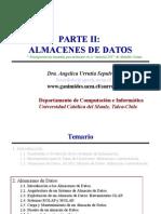 Presentación Data Warehouse - Almacenes de Datos