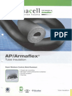 Armaflex Tube Insulation catalogue