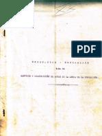 Ordenanzas -Reglamentos Para El Servicio y Distribucion de Aguas de La Linea de La Concepcion