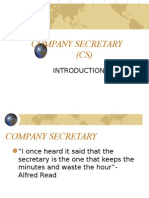Topic 3 Company Secretary