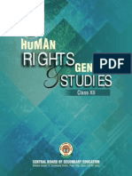 1 Human Rights and Gender Studies (Class XII)